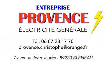 Entreprise PROVENCE