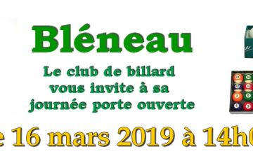 Club de Billard de Bléneau