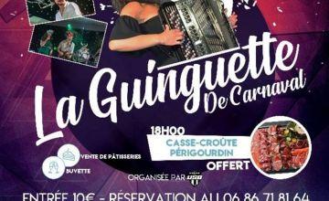 La GUINGETTE DE CARNAVAL 24100 BERGERAC
